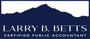 Larry B. Betts CPA Logo